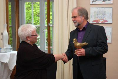 Sigrid Beer und Peter Hoffmann